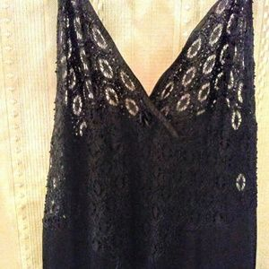 Black Nightie (S) by Petra Fashions
